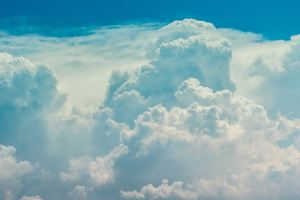 Ciel nuageux