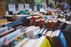 Assortiment de livres variés