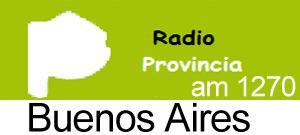Resultado de imagen para radio provincia de buenos aires