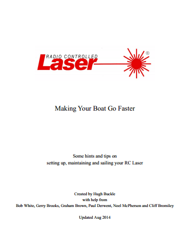 Making Your Rc Laser Go Faster