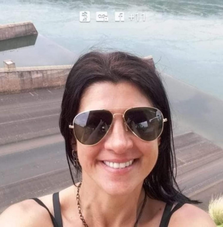 Graciela Colombelli de 40 anos (Foto: Reprodução Facebook)