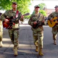 SIX STRING SOLDIERS WITH LOVE