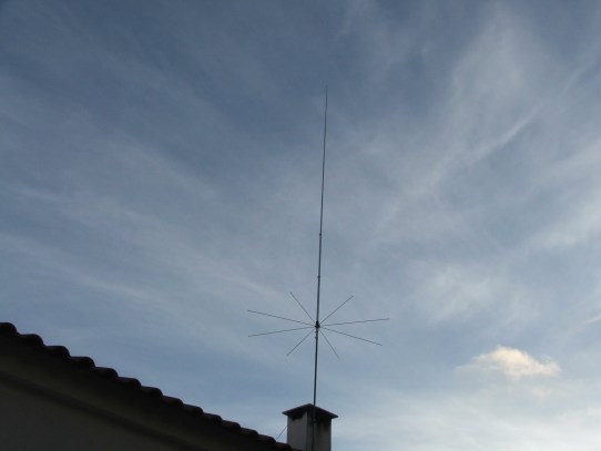 cb antenna home setup