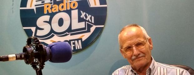 Entrevista con Sindo el Toledano en Radio SOL