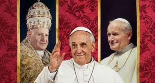 Un Papa che canonizza un eretico non è Papa!