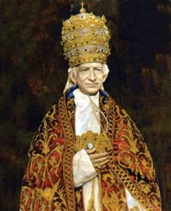 Leone XIII, il Papa che condannò l'americanismo.
