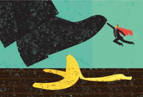 sicurezza-scivolare-su-buccia-di-banana