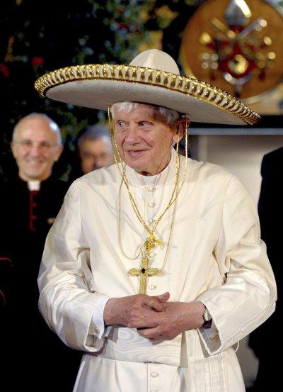 J. Ratzinger: ci sono santi pagani, fuori dalla Chiesa ci si salva in larga scala