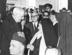 Salazar con Suor Lucia