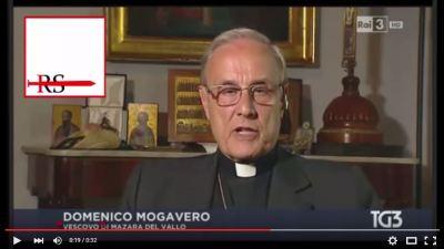 Mogavero: chi respinge l'invasione vada via maledetto, lo dice Gesù