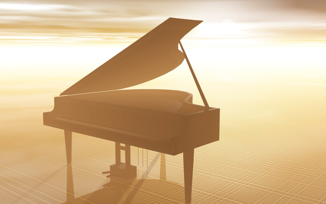 """Tonight on Around the Campfire at 6 pm – """"Pianbient"""" featuring Chris Stack"""