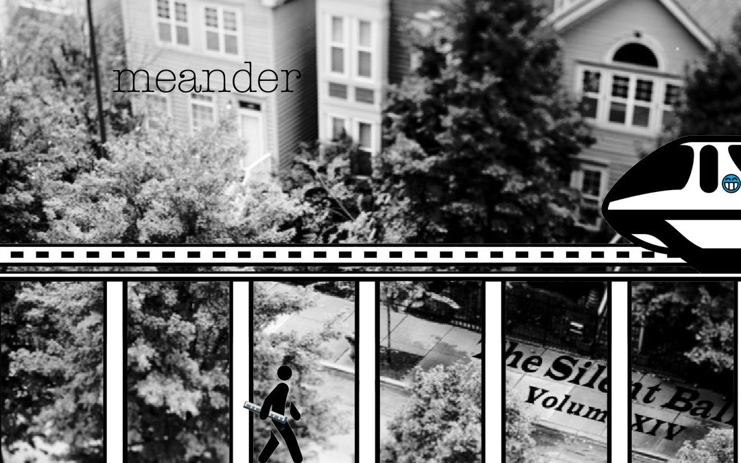 Meander: From Silent Ballet to Sci-Fi for Cancer Research