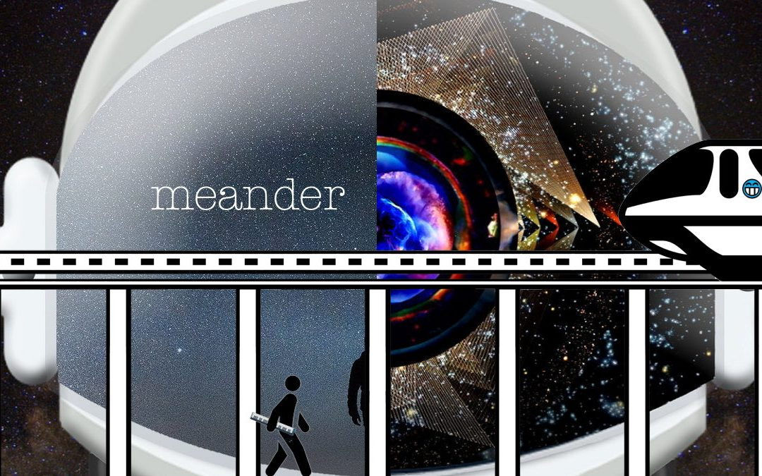 Meander: Space Drift 4 – Astronauts 5 and 6