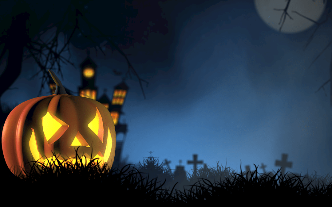 Tonight at 9/8/7/6 pm – Spook Around the Campfire