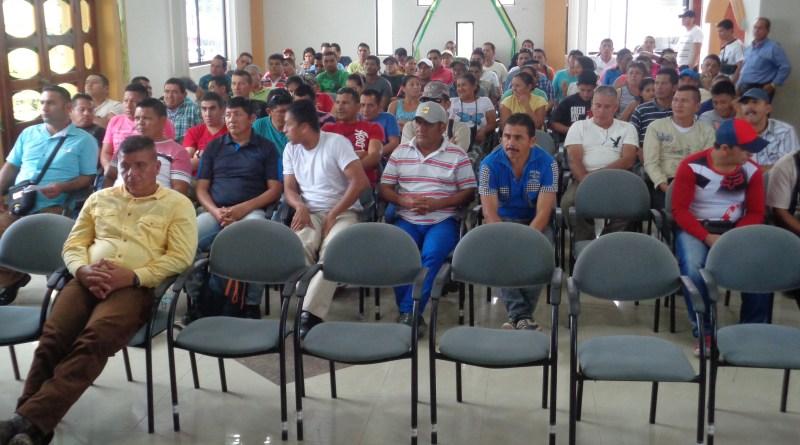Guardias de CUSTOSECURITY exige explicaciones sobre sus sueldos