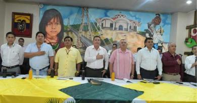 Diferentes fueron las posturas de las autoridades de la amazonia sobre el veto parcial del Presidente de la República a la Ley Amazónica