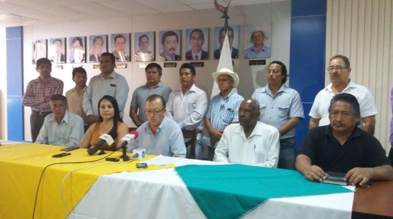Asamblea de la Sociedad Civil de Sucumbíos ASCSIS, muestran sus primeras acciones frente al proyecto de Ley Especial Amazónica