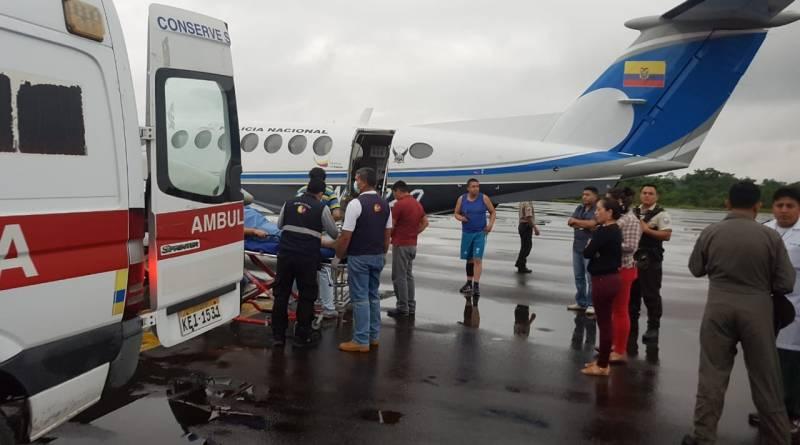 Balacera en Puerto Mestanza(Ecuador) dejó un policía muerto