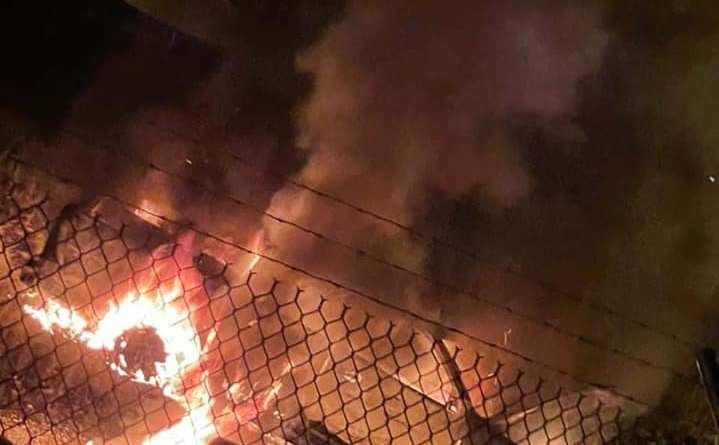 Incidentes en General Farfán policía relaciona con contrabando de combustibles