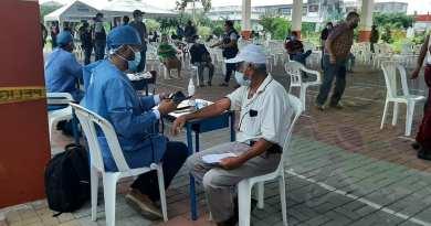 Unidades de salud son la base para el barrido de los grupos prioritarios para la vacunación