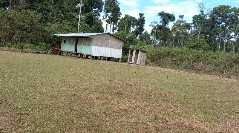 Denuncian a dirigentes indígenas Siekopai por destrucción de viviendas