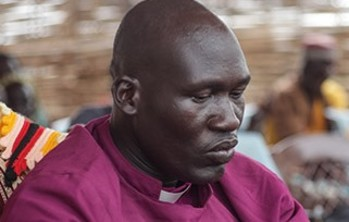 Rev. Moses Deng Bol