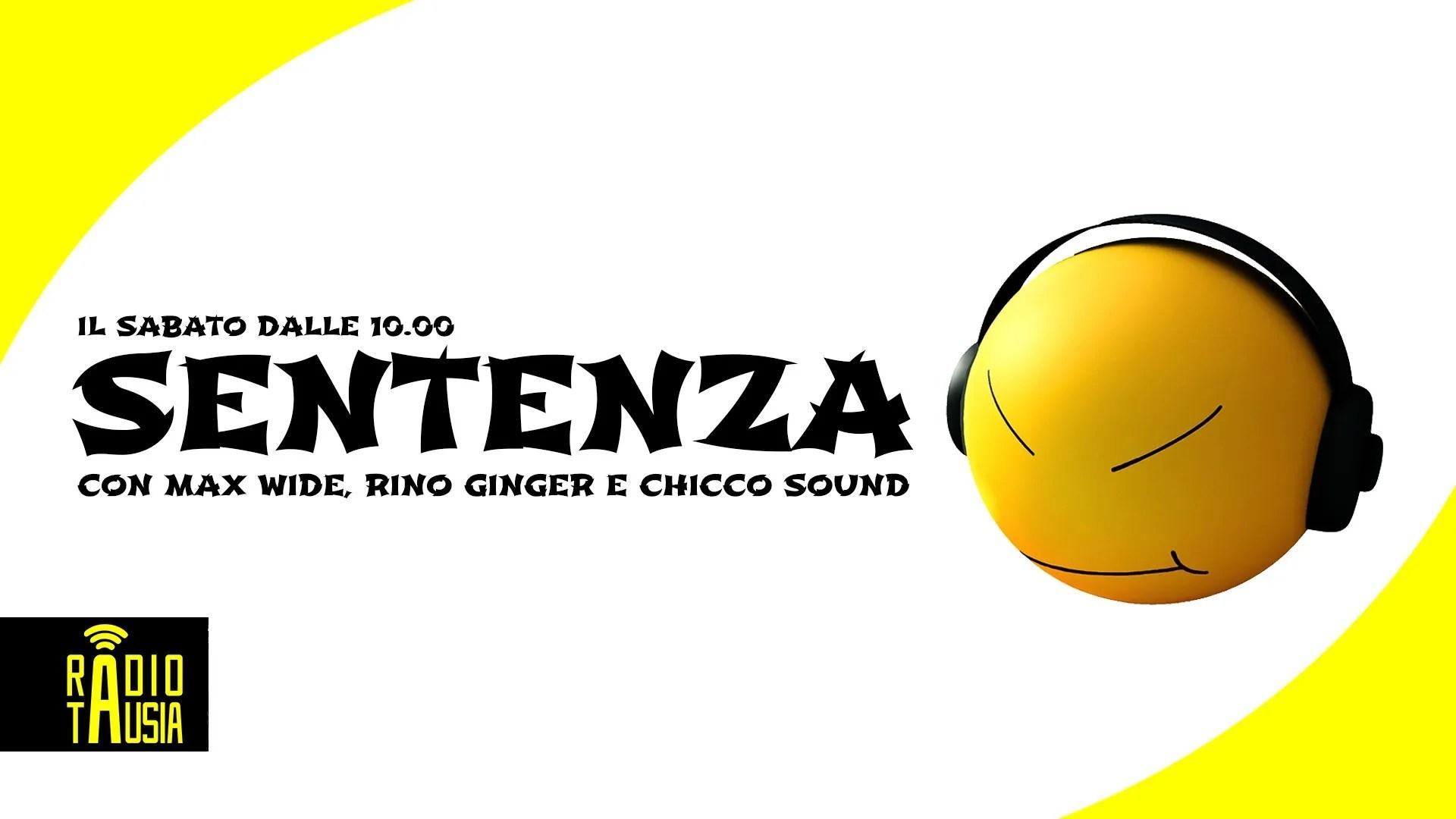 Con Rino Ginger, Max Wide e Chicco Sound