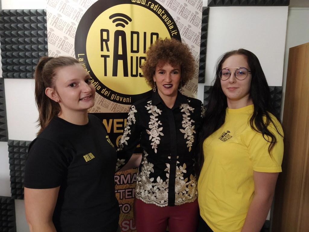 Sara Delli Zotti si racconta ai microfoni di Radio Tausia