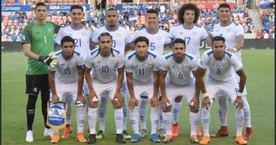 El Salvador bajo 4 peldaños en el ránking de la FIFA