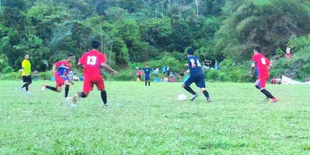 Rao-Rao Menang Telak, Update Turnament Sepakbola