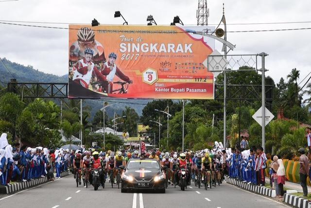 Raja Tanjakan, Khalil Juarai TdS 2017