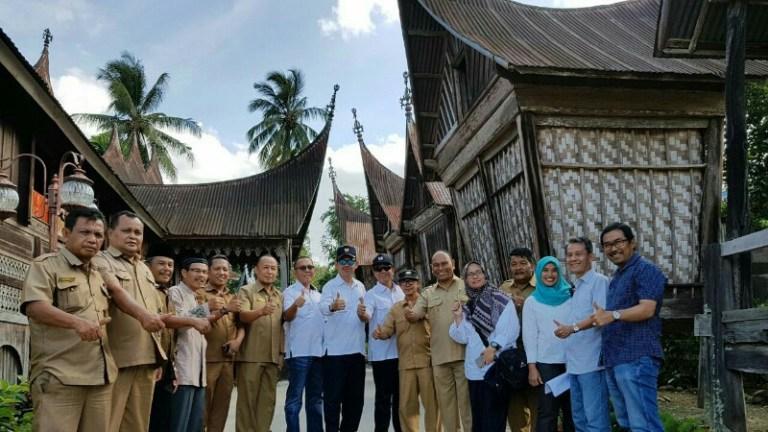Empat Rumah Gadang Jadi Pilot Project Restorasi SRG