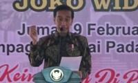Ini Yang Selalu Diingat Jokowi akan Solok Selatan