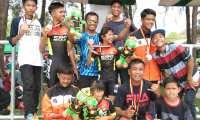 Pahlawan Cilik Solok Selatan, Masih Kecil Sudah Juara Provinsi di Ajang Porprov XV