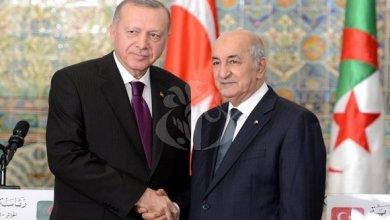 صورة الرئيس تبون: الجزائر و تركيا متفقتان على تطبيق مخرجات ندوة برلين والسعي الى السلم في ليبيا