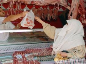 """صورة اللحوم الحمراء: اطلاق مشاورات لضبط أسعار """"معقولة"""" ترضي المنتجين و المستهلكين"""