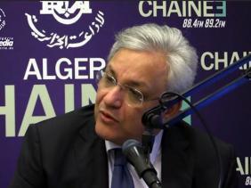 صورة بن باحمد للإذاعة : توفير 320 ألف علبة دواء كلوروكين في غضون الأيام المقبلة
