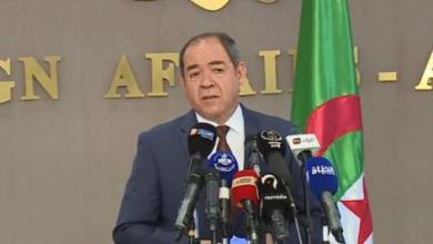 صورة بوقدوم : الجزائر دولة سلمية وليس لديها أية سياسة عدوانية تجاه الدول