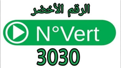 صورة كوفيد-19: توسيع استعمال الرقم الخضر 3030 إلى 48 ولاية
