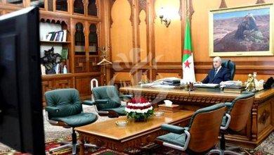صورة الرئيس تبون يترأس غدا الاحد اجتماعا استثنائيا لمجلس الوزراء