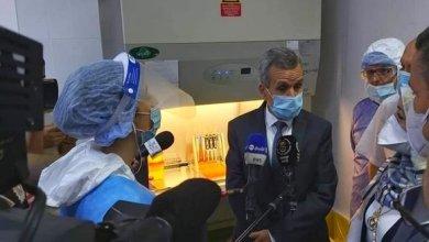 """صورة استئناف النشاطات الطبية والجراحية بالمؤسسات الصحية """"لن يؤثر"""" على التكفل بحالات كوفيد-19"""