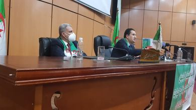 صورة فعاليات اللقاء التشاوري لمستشار رئيس الجمهورية