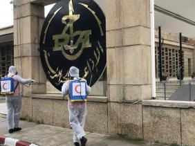 صورة الإذاعة الجزائرية تنظّم يومًا مفتوحًا هذا الأحد لكسر انتشار فيروس كورونا