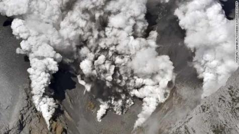 vulcan Japonia
