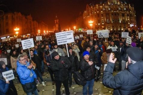 protest tm piata victoriri 22.01 (11)