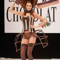 CHOCOLATE EXHIBITION : Paris. Salon du Chocolat Paris.