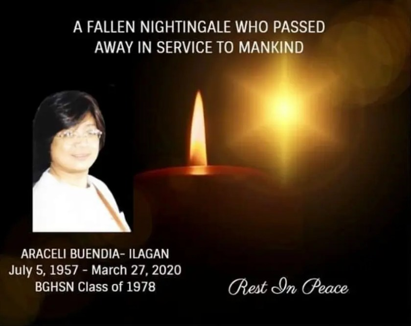 Veterana enfermera del Hospital Jackson Memorial muere tras ...