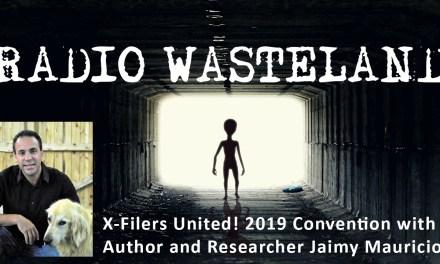 X-Filers United Convention w/ Jaimy Mauricio