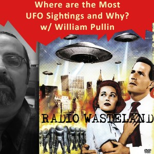 Where are the most UFO Sightings