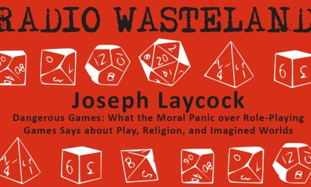 Role-Playing Games Influence w/ Author Joseph Laycock